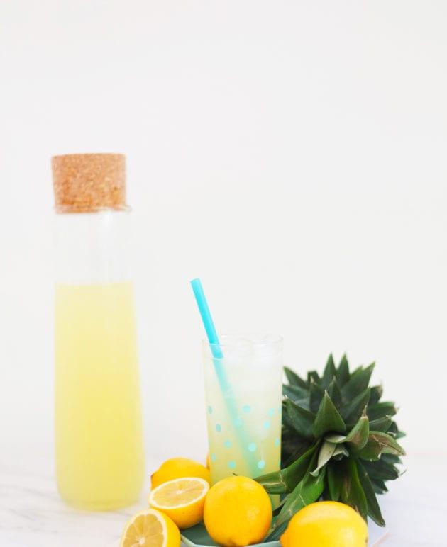 Fresh Pineapple Lemonade thumbnail