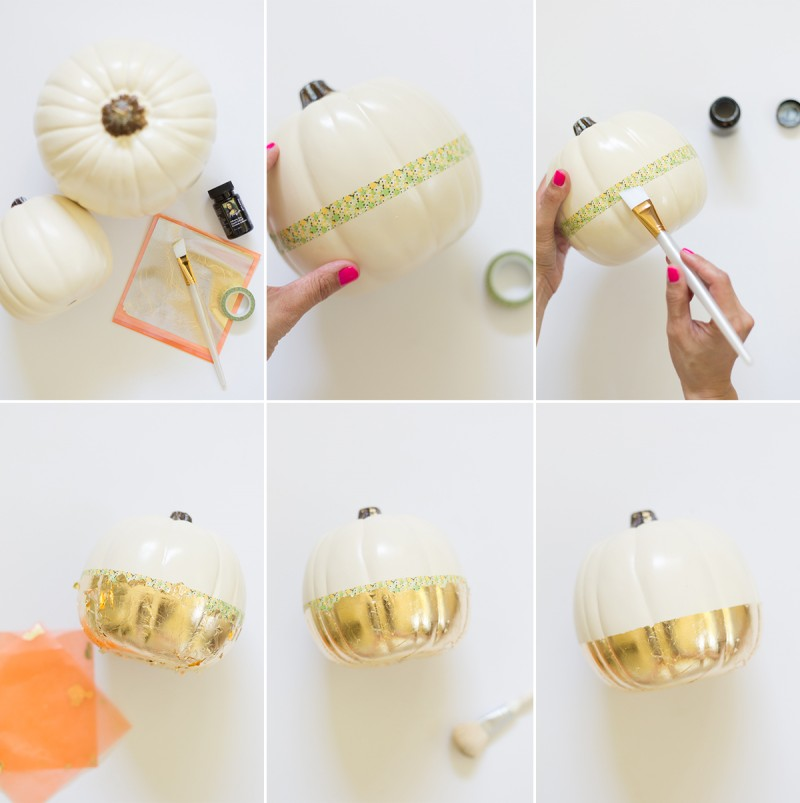 diy-gold-leaf-dipped-pumpkin-tutorial