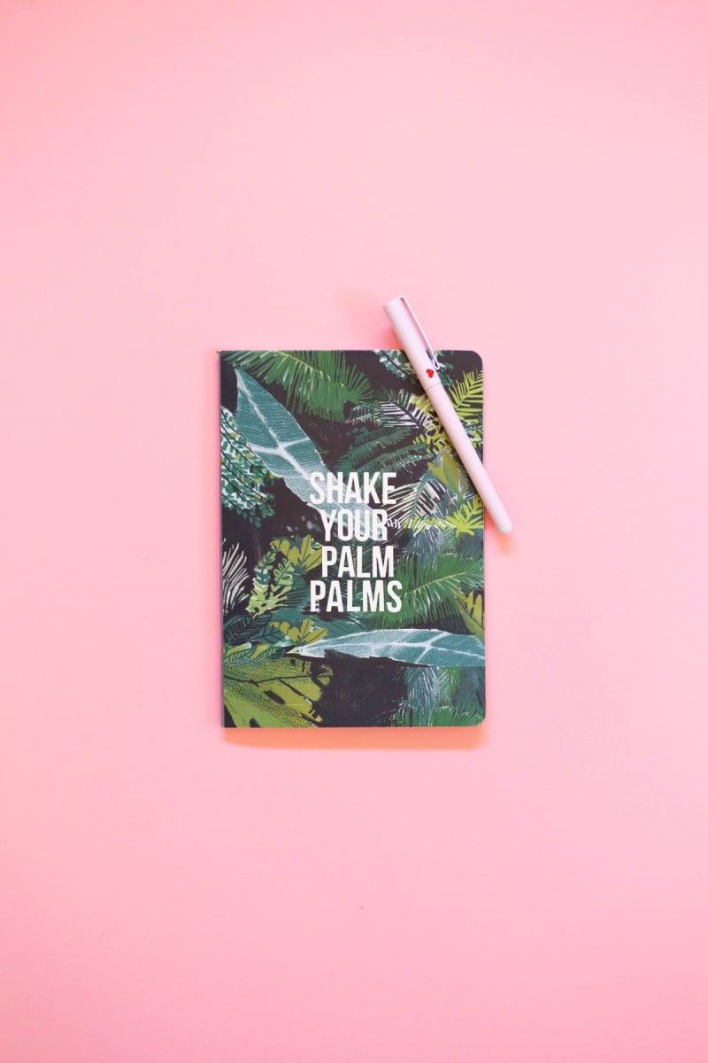 Diy custom notebooks for back to school lovely indeed diy personalized noteboks arubaitofo Images
