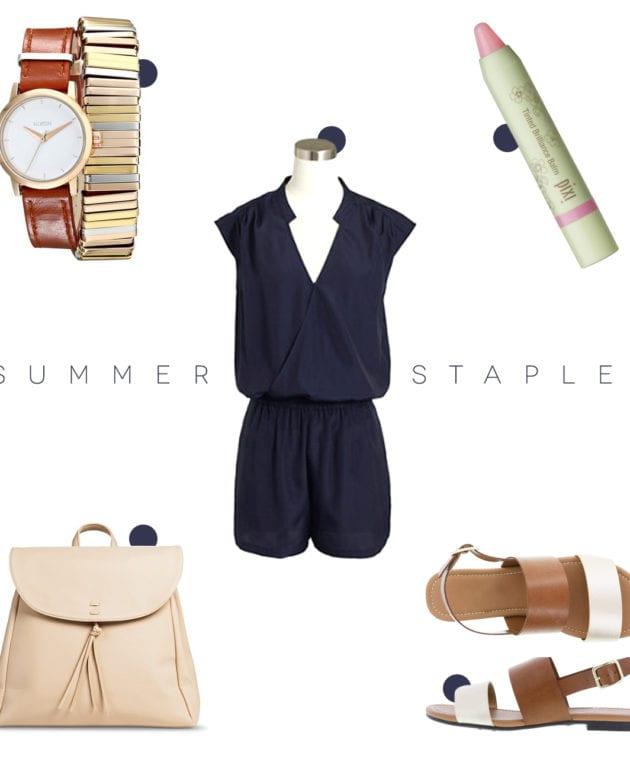 Summer Staples thumbnail