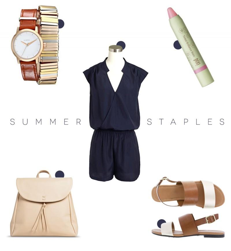 Summer Style Staples