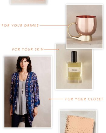 Anthropologie Giveaway
