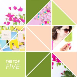 Top Five // Blogging thumbnail
