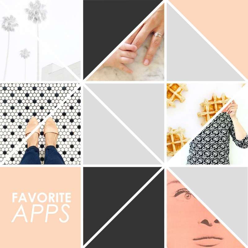 Favorite Apps for Blogging