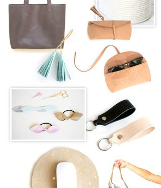 Nine Awesome (And Doable) Leather DIY Projects thumbnail