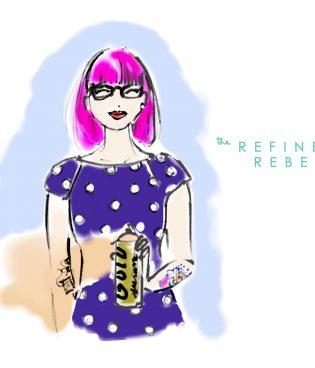 September's Lovely Girl // The Refined Rebel thumbnail