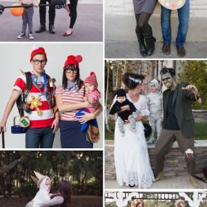 6 DIY Family Halloween Costumes thumbnail