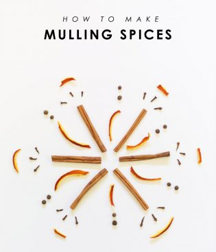 DIY Mulling Spices