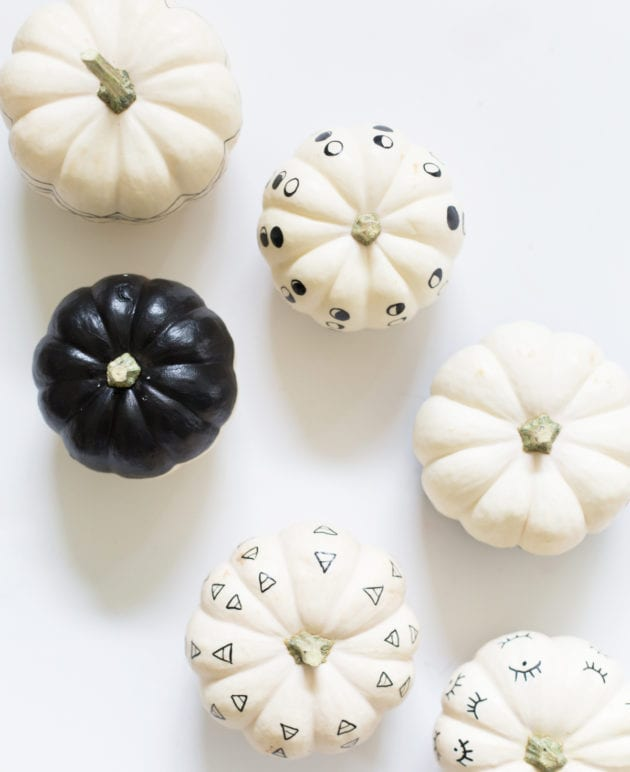 10 No-Carve Pumpkin Ideas You Need to Try this Halloween thumbnail