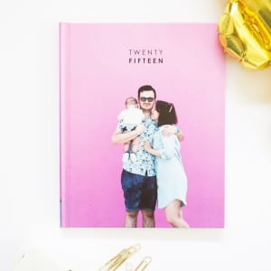 How to Make a Yearly Family Photo Book thumbnail