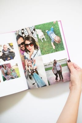 How to Make an Annual Photo Book