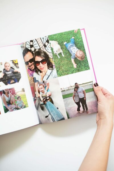 How to Make an Annual Photo Book