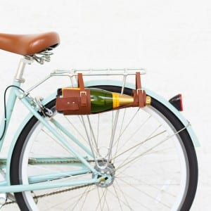 DIY Wine Bottle Carrier + BIKE GIVEAWAY! thumbnail