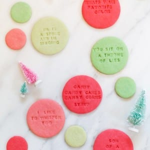 Elf Quote Christmas Cookies thumbnail