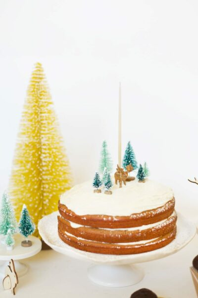 How to Make a Naked Carrot Cake