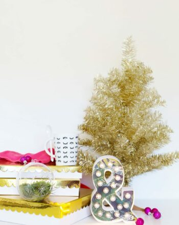 Last Minute DIY Holiday Gifts