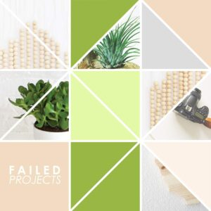 Blogging // Failed Projects thumbnail