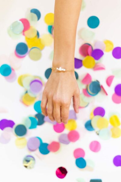 How to Make a New Year's Resolution Reminder Bracelet