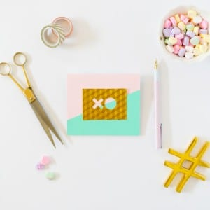 DIY Modern Valentine Pop-Up Cards thumbnail