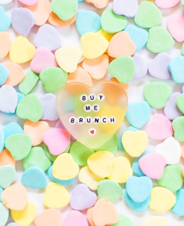 DIY Resin Conversation Heart Paperweights thumbnail