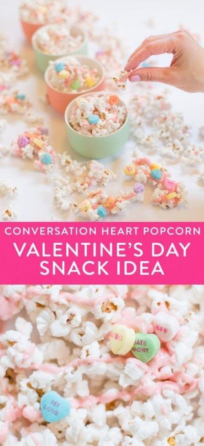 valentine's day snack