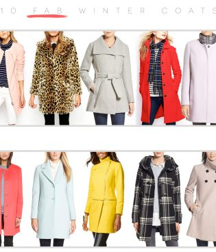 10 Fab Winter Coats thumbnail