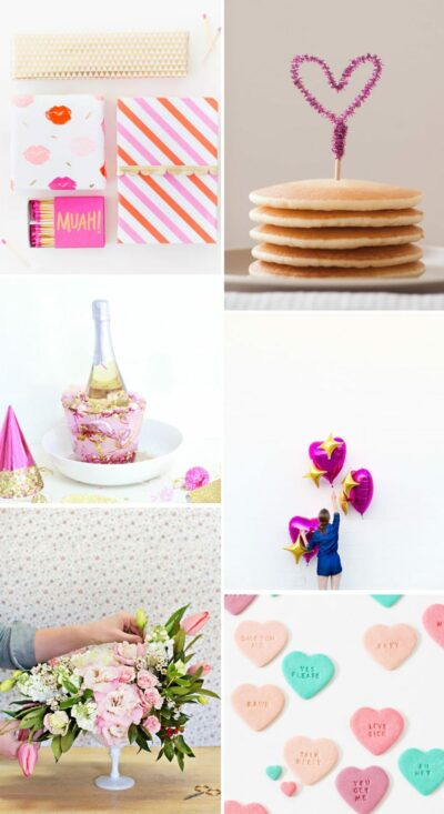 Six DIYs You Can Make By Valentine's Day