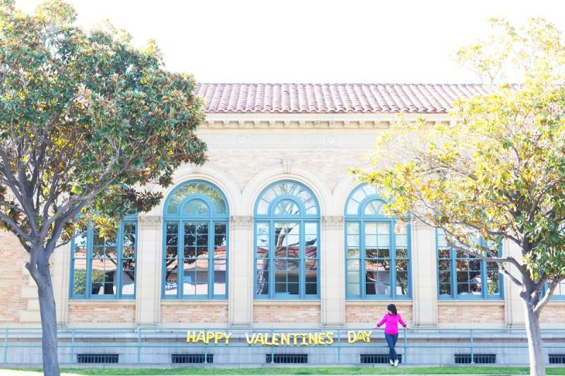 Guerrilla Balloon Valentines