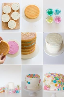 How to Make a Leap Year Cake