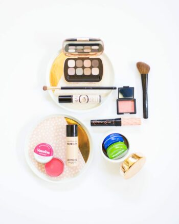 Two-Minute Makeup Routine