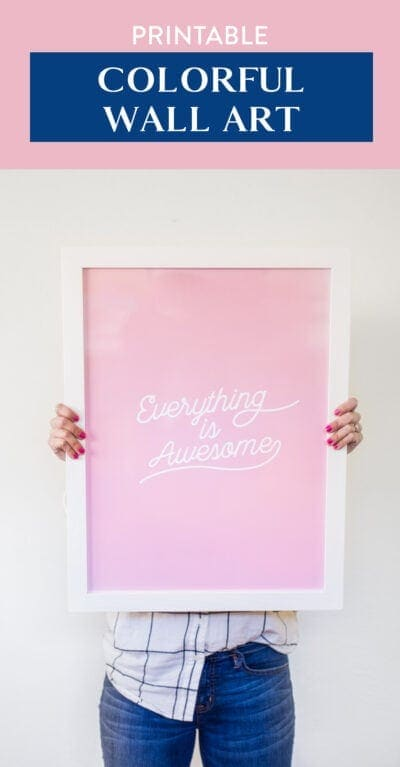 printable wall art
