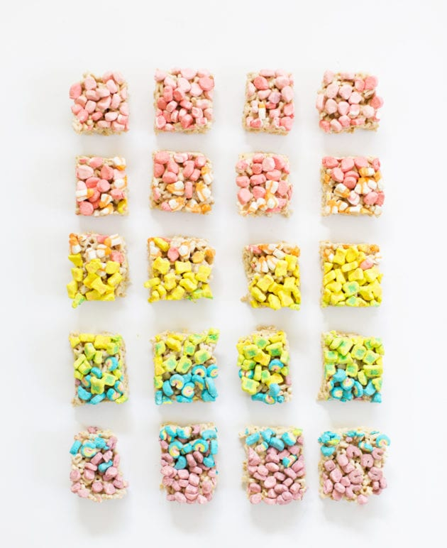 Lucky Charms Marshmallow Treats thumbnail