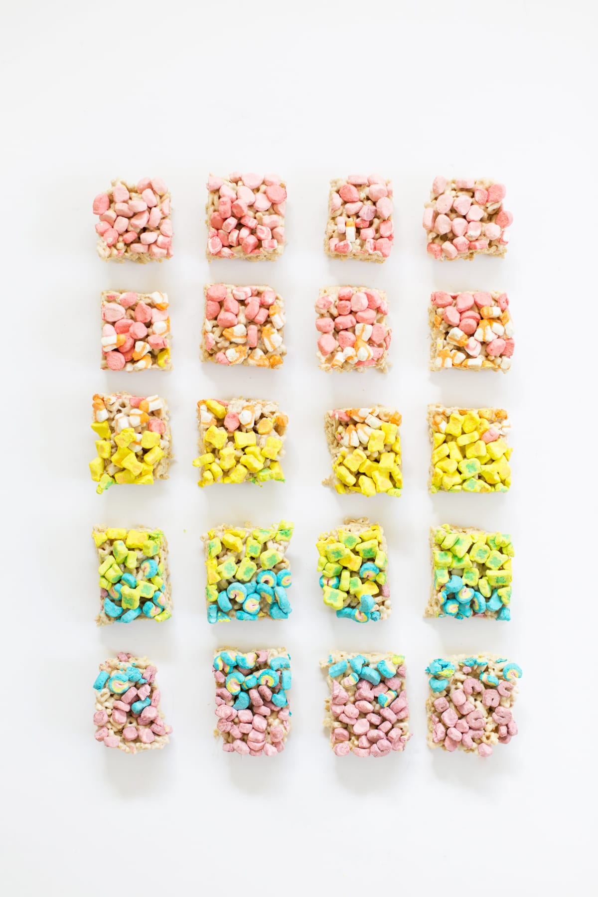 Lucky Charms Marshmallow Treats Lovely Indeed