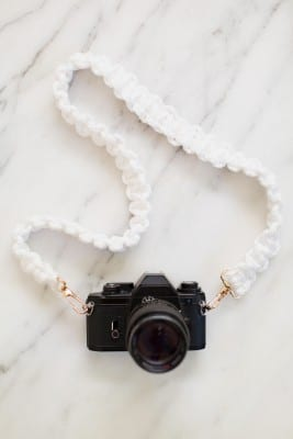 How to Make a Macrame Camera Strap