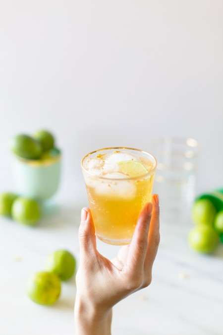 Irish Mule Cocktail for St. Patrick's Day