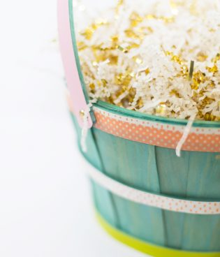 How to Make Personalized Gift Baskets for Easter