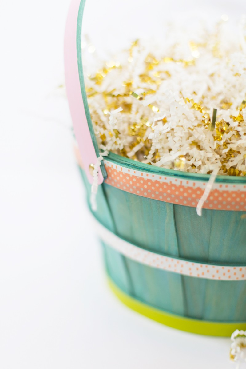 How to make personalized gift baskets for easter lovely indeed personalized gift basket negle Images