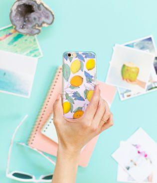 DIY Printable Smart Phone Case Designs