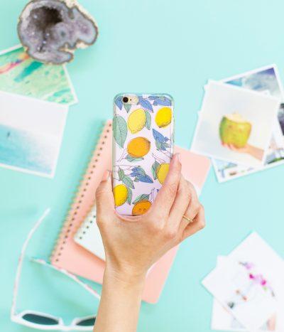 DIY Printable Smart Phone Case Designs thumbnail