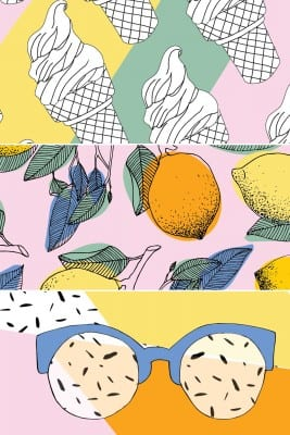 Trio of Summer Patterns