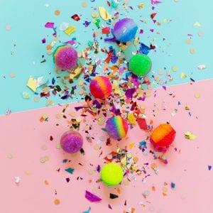 Happy Friday + DIY Bouncy Balls thumbnail