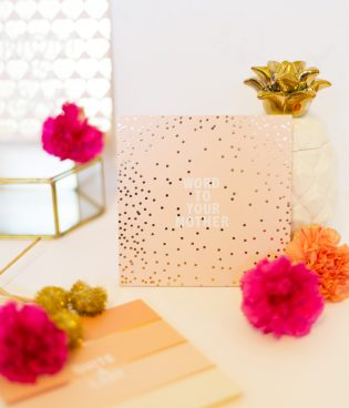 DIY Wood Plaques for Mother's Day