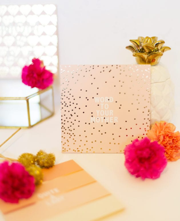 DIY Wood Plaques for Mother's Day thumbnail