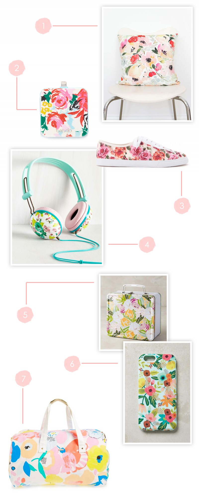 The Prettiest Florals For Spring