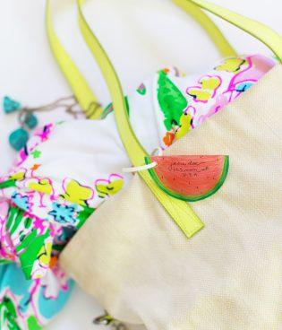 DIY Shrinkable Plastic Luggage Tags thumbnail