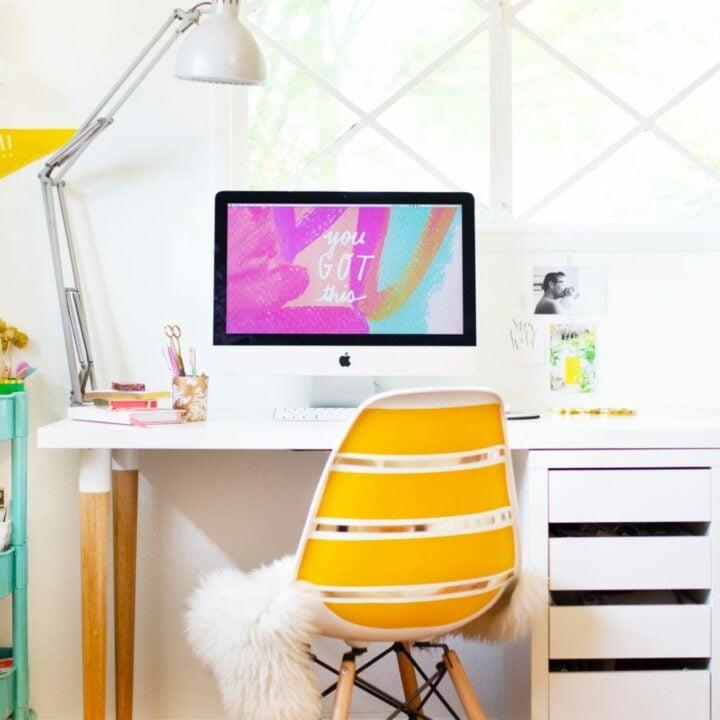 How to Hack an IKEA Desk