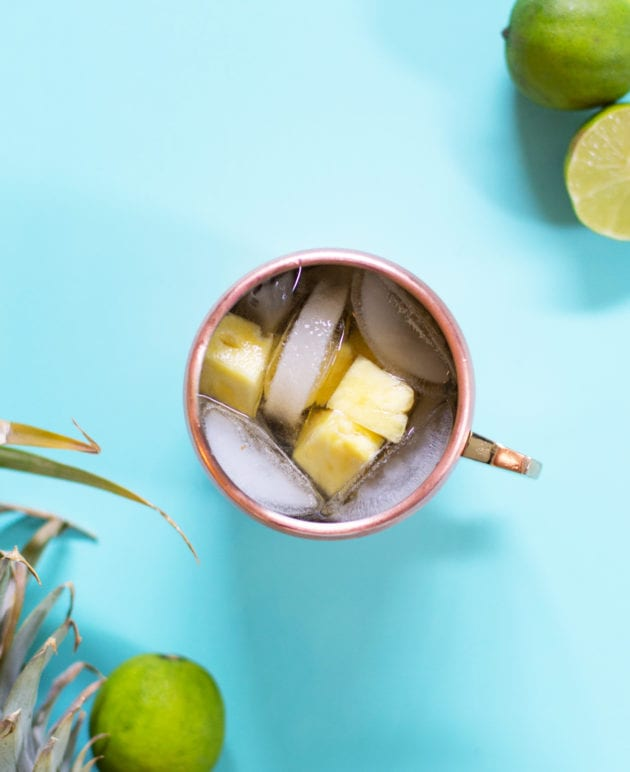 How to Make a Mezcal Mule thumbnail