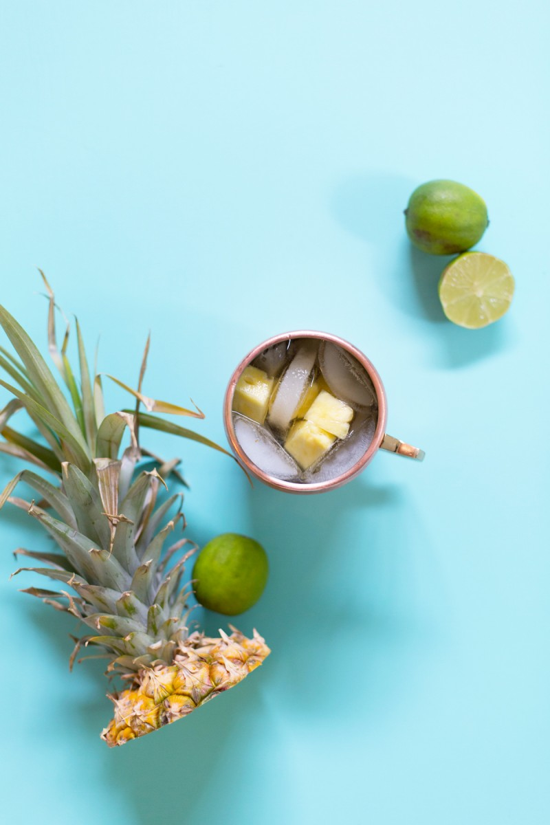 How to Make a Mezcal Mule