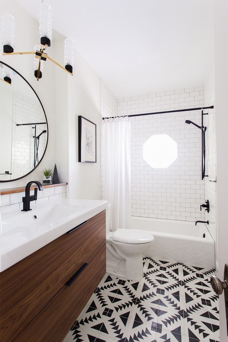 . Modern Bathroom Inspiration   a Renovation Update   Lovely Indeed