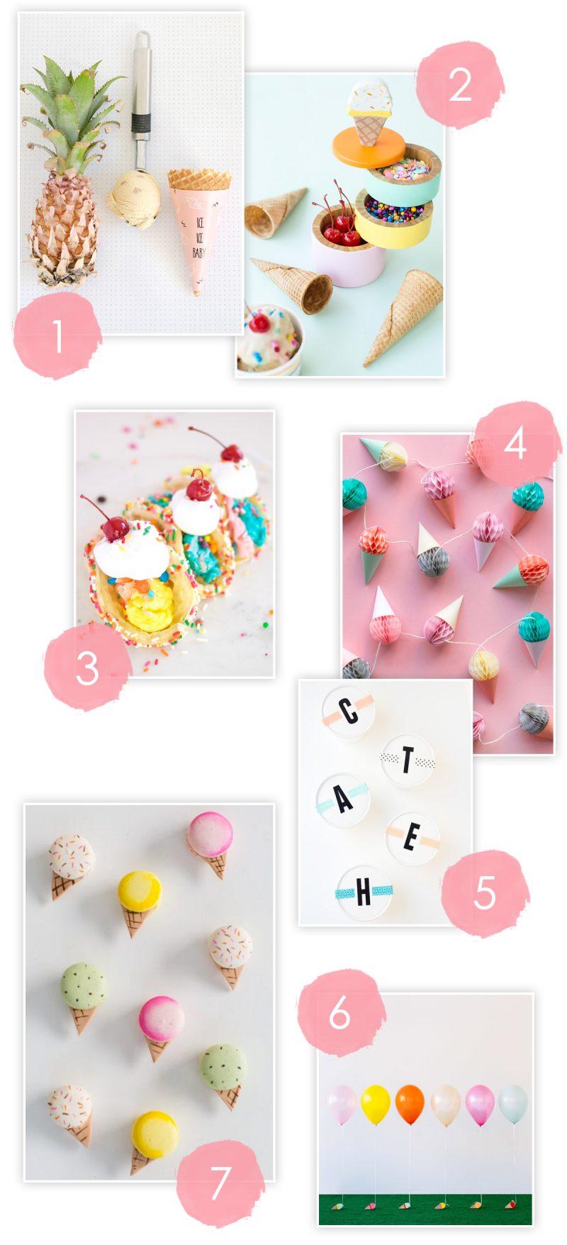 Ice Cream Social Ideas
